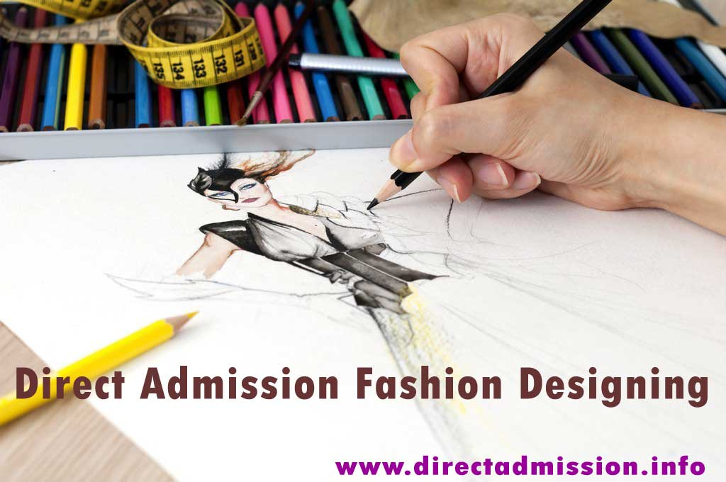 Direct Admission In Fashion Designing Colleges In India